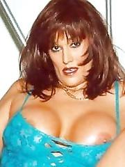 Hot hugetitted cougar gina de palma